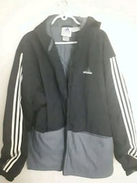 men's XL vintage adidas jacket Burnaby, V5H 2M8