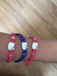 Hello Kitty adjustable Bracelets Hacienda Heights, 91745