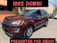 Ford - Explorer - 2018 Houston, 77084