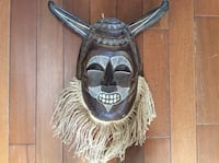 Decorative mask  Edmonton, T6L 6M5
