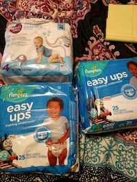 diapers/pull ups Frederick, 21701
