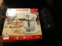 KitchenAid tilt-head stand mixer box Gresham, 97030