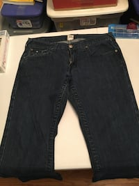 True Religion Jeans Barely Worn Size 36 Gaithersburg