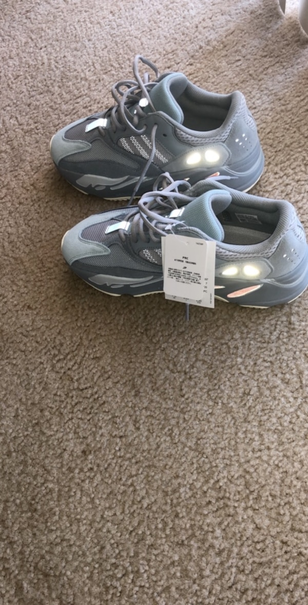 !!SERIOUS INQUIRIES ONLY!!Yeezy Boost 700 Inertia Size 7.5 US 9fef8708-280b-491d-a87a-f02b0cb32842