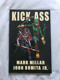 KICK-ASS Vol. 1 Graphic Novel  Winnipeg, R2R 2W4