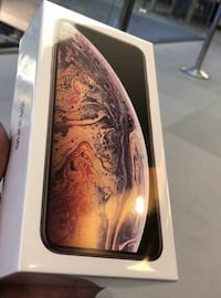 iPhone XS Max 64GB Gold Unlocked Washington