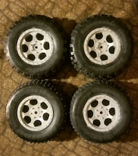 Rc short course turf wheels and tires  Queens, 11429