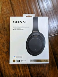 New Sony WH1000XM3 wireless noise cancelling headphone - Price is firm