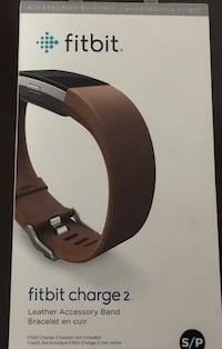 New in box brand NEW fitbit charge 2 $60 FIRM  Edmonton, T5W 0P8