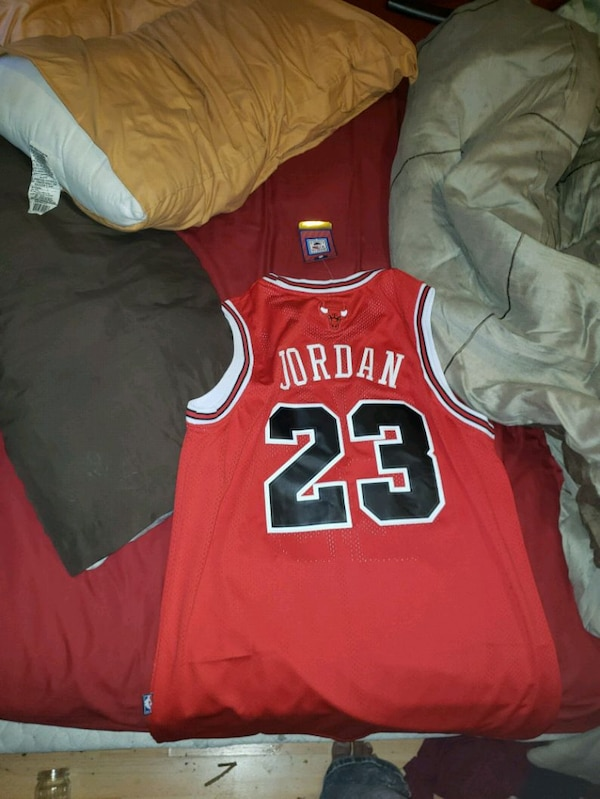435c2fb7ddd Used Brand new Jordan Jersey for sale in Knoxville - letgo