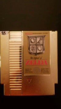 Zelda for Nintendo NES Vaughan, L4L