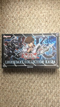 Yu-Gi-Oh trading card game box Broken Arrow, 74014