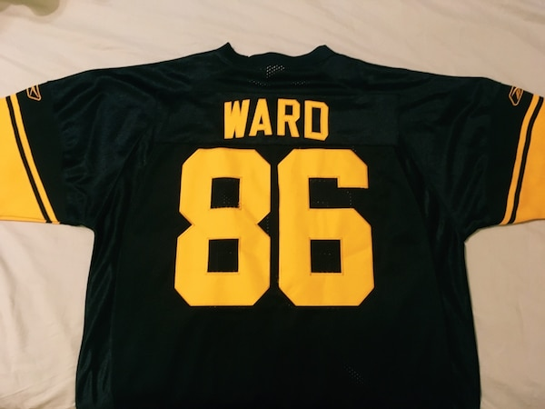 separation shoes aec7d e18e9 Steelers Jersey - Ward 75th Anniversary