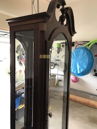 black wooden cabinet with mirror Englishtown, 07726