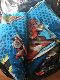 toddler's Thomas and Friends bed comforter