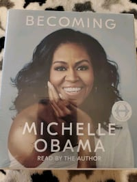 Becoming by Michelle Obama Audiobook Huntsville, 35805
