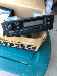 2 Honda original car stereos