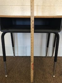 Student/school desks Adjustable height ages k-6 Kalamazoo