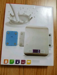 brand new pronto kitchen digital scale