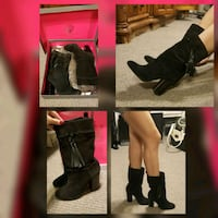Vince Camuto boots.  Brawley, 92227