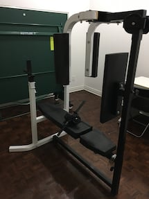 Workout Center Bench
