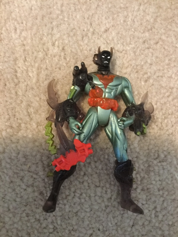 Batman beyond from 2000