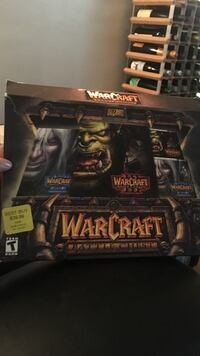 Warcraft battle chest box