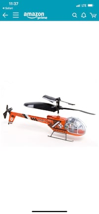 Air Hog Havoc Radio Controlled Helicopter