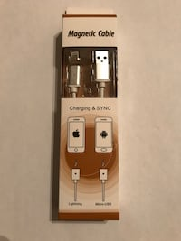 iPhone Magnetic Cable