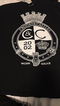 T shirt (crooks and castles) Hamilton, L8B 0A3