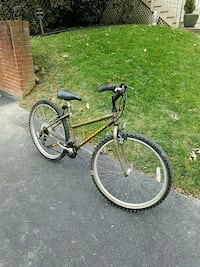 yellow and black hardtail bike Annandale, 22003