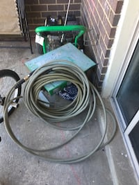 green and black pressure washer Washington, 20019