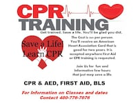 CPR and First Aid training Las Vegas