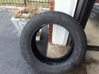 Goodyear Wrangler vehicle tire set Toronto, M9W 7A6