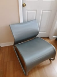 Two silver chair indoor outdoor very comfortable Mississauga, L5B