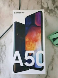 SAMSUNG A50 BRAND NEW SEALED IN BOX Toronto