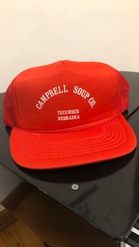 Unused campbell soup co hat Omaha, 68124