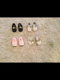 Girls Baby shoes size 3 months  Milton, L9T 2R1