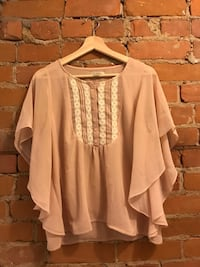 women's white blouse Toronto, M5A 2T3