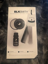 NEW. BLKSMITH Hair Grooming kit MSRP $20. Steal it for $10!! Rockville, 20851
