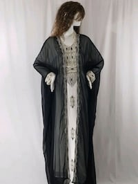 Dubai Moroccan Wedding Party Wear Jalabya Kaftan  Brampton, L7A 3W7