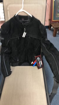 Motorcycle Swede Jacket   Small Oakland Park, 33309