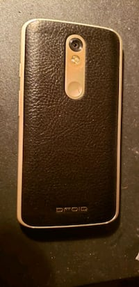 black and brown OtterBox iPhone case Winston-Salem, 27107