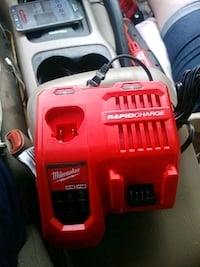 red and black Troy-Bilt pressure washer Selden