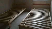 Twin bed frame 2 Herndon, 20170