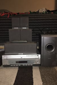 Pioneer S-HTD510 Surround Sound Stereo System