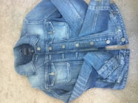 Guess denim jacket xs perfect condition never worn