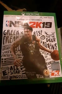 NBA 2k19 Milwaukee, 53212