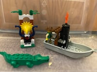 LEGO Orient Expedition #7410 Jungle River Adventures Omaha, 68136