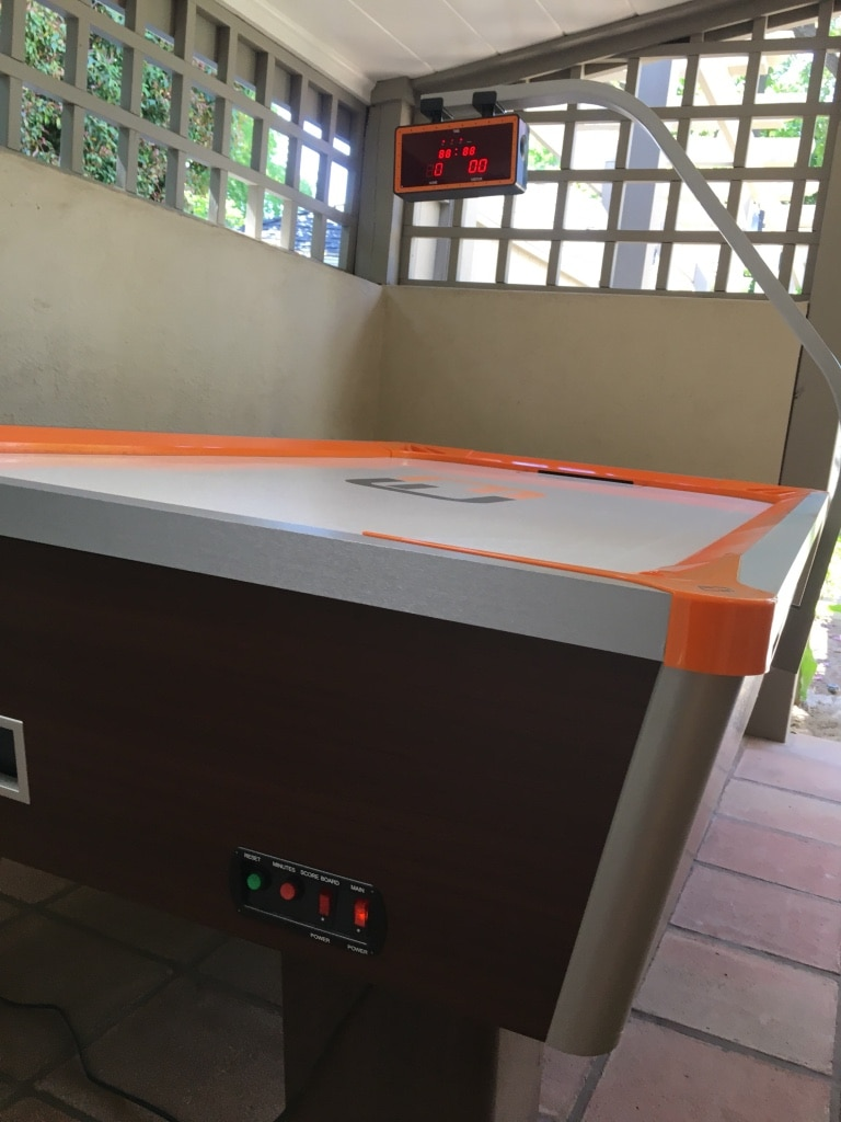 Used Emerick Air Hockey Table For Sale In San Marino